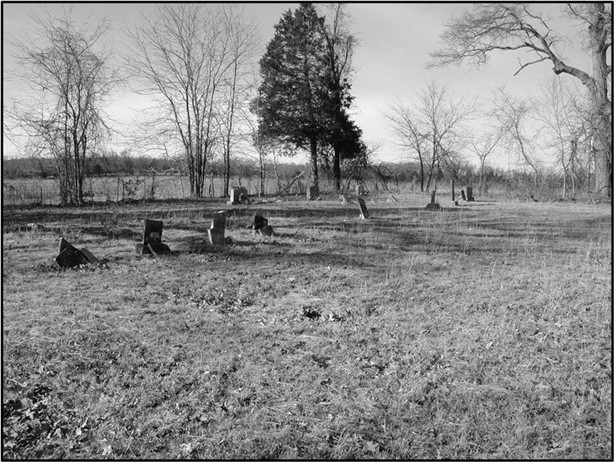 Lambeth Cemetery-Maries County