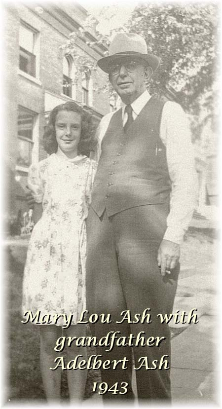 Adelbert and Mary Lou Ash